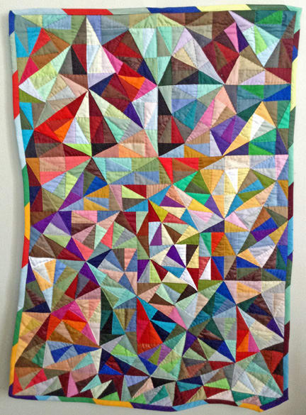 Judith Tinkl, Quilter