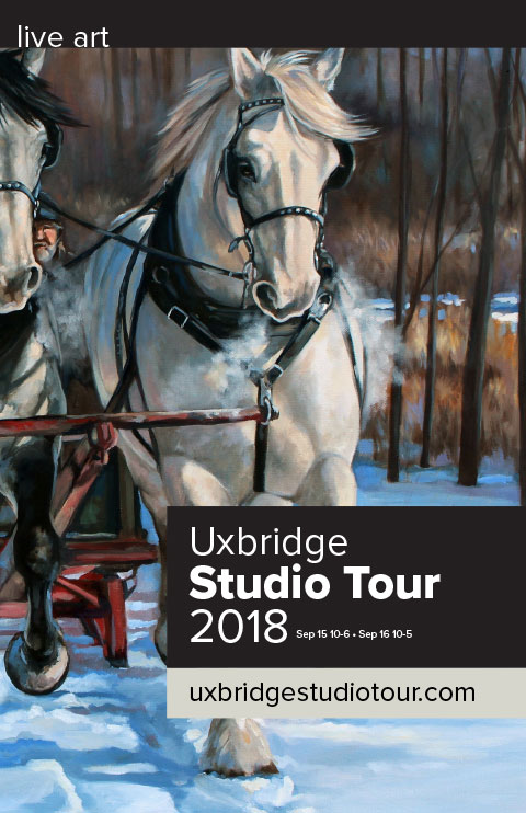 Uxbridge Studio Tour Brochure